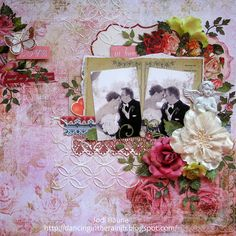 dancing in the rain: My Creative Scrapbook February Reveal! Key to My Heart collection by KaiserCraft. Scrapbook Pages, Scrapbooking, Scrapbook Kit, Scrapbook Layouts, Paper Crafts, Diy Crafts, Key To My Heart, Wedding Scrapbook, Dancing In The Rain