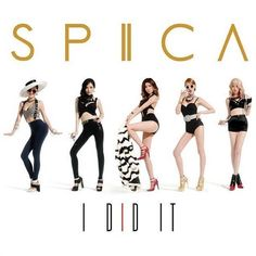 SPICA drop MV for their catchy English single 'I Did It' | http://www.allkpop.com/article/2014/08/spica-drop-mv-for-their-catchy-english-single-i-did-it
