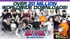 Bleach Brave Souls APK v5.2.2 + MOD (God Mode) - https://app4share.com/bleach-brave-souls-apk-v5-2-2-mod-god-mode/ #BleachBraveSouls #BleachBraveSoulsmod