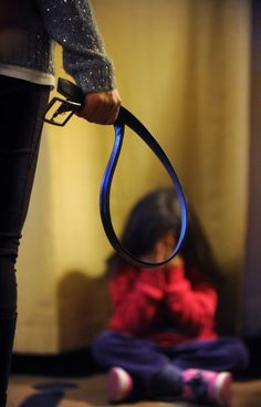Maltrato infantil: Más de 33 mil niños fueron víctimas de violencia en Chile.