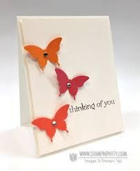 Image result for stampin up butterflies
