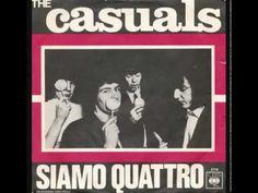 The Casuals - Siamo Quattro - 1967