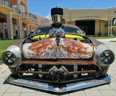 A place for Rat Rods, Odd Rods, Hot Rods, & Junkers. Cool Stuff, Random Stuff, F100, Rat Rod Cars, Rusty Cars, Unique Cars, Amazing Cars, Awesome, Hot Cars