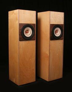 Tang Band 1808 MLTL Full Range Speakers FS