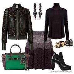 Jaquetas!Veja post completo em www.carolinedemolin.com.br #moda #fashion #fashionblogger #personalstylist #personalstylistbh #consultoriademoda #consultoriadeimagem   #trend #tendencias #style #estilo #shoes #acessorios #sapatos #roupas #feminino  #lovebags #loveshoes #bolsas #imagem #identidade #carinaduek #ellus #animale #coach #allsaints #iosselliani www.carolinedemolin.com.br