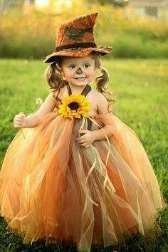 Disfraz infantil Brujita