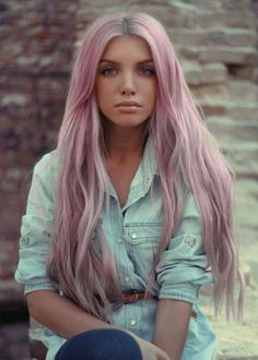 Pinspiration: Candy Colored Hair: