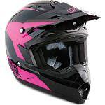 2013 Answer Women's Nova Helmet - Stealth - Dirt Bike Helmets