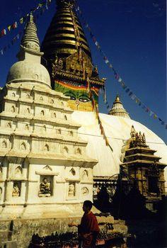 Swayambhunath Stupa - Kathmandu, Nepal