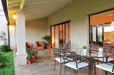 Marcela Parrado Arquitectura Outdoor Rooms, Outdoor Decor, Decoration, Living Room Designs, Bungalow, My House, New Homes, Backyard, Interior Design
