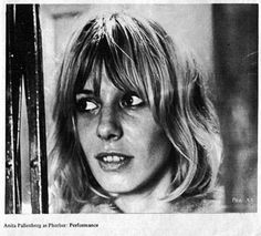 rare photos of anita pallenberg - Google Search