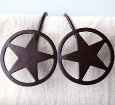 Thank you. You will receive a $1 off coupon during checkout. Western Star Shower Curtain Hooks