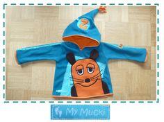My Mucki: Sendung mit der Maus Pullover - Applikation - IMKE von Farbenmix