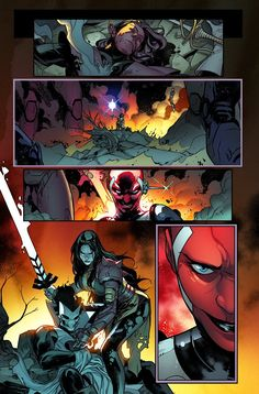 Magik Marvel, Marvel Comics Art, Marvel Heroes, Xmen, Marvel Comic Character, Marvel Characters, Character Art, Comic Book Artists, Comic Books Art