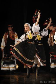 Slovakia Folk Dance, Dance Art, Popular Costumes, Heart Of Europe, Lets Dance, Folk Costume, Eastern Europe, Folklore, Traditional Outfits