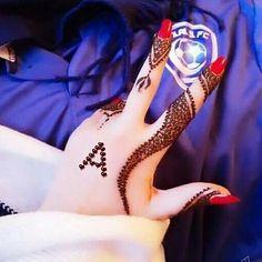 Unique Mehndi Designs, Mehndi Designs For Fingers, Beautiful Mehndi Design, Henna Tattoo Designs, Bridal Mehndi Designs, Mehandi Designs, Alphabet Letters Design, Letter Art, Fancy Letters
