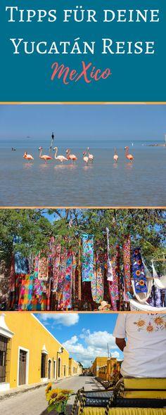 #Mexico - #Yucatan #Reise #Tipps. Infos und Bericht eines #Hacienda Road-Trips. Der ideale #Sommerurlaub um dem nassen #Herbst in Deutschland zu entfliehen.