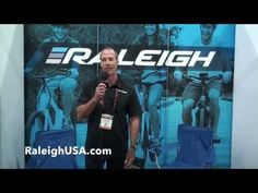 Raleigh Electric Bikes at Interbike 2016 | Electric Bike Report