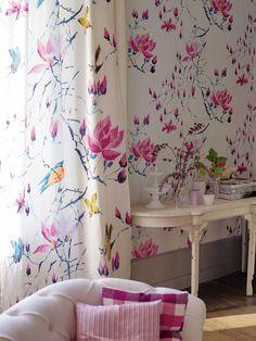 Designers Guild - Kimono Blossom