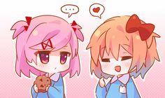 Doki Doki Anime, Maladaptive Daydreaming, A Hat In Time, Psychological Horror, Cute Games, Estilo Anime, Avatar Couple, A Silent Voice, Literature Club