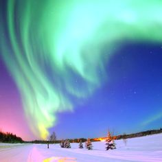 Northern Lights in Norway!