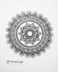inspired by Mandalas Painting, Mandalas Drawing, Mandala Design, Mandala Art, Coloring Books, Coloring Pages, Crochet Diy, Zone 5, Deviantart