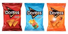 New Doritos Global Packaging DORITOS partnered with branding and design firm Hornall Anderson to update its identity and packaging to create global harmonization and unleash the power of the iconic brand. Chip Packaging, Packaging Snack, Food Packaging Design, Coffee Packaging, Packaging Design Inspiration, Design Ideas, Doritos, Dorito Dip, Tortilla Chip Brands