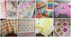 En Şahane 74 Örgü Bebek Battaniye Modelleri Baby Knitting Patterns, Allah, Cable Knit Blankets, Baby Vest, Beret, Made By Hands, Colors, Models, Amigurumi