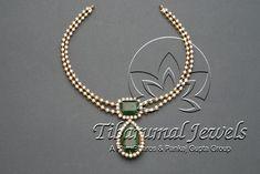 Jewerly Diamond Necklace Jewelery Ideas For 2019 Gold Ruby Necklace, Diamond Necklace Set, Diamond Pendant, Diamond Jewelry, Jade Jewelry, India Jewelry, Jewelry Sets, Women Jewelry, Indian Wedding Jewelry