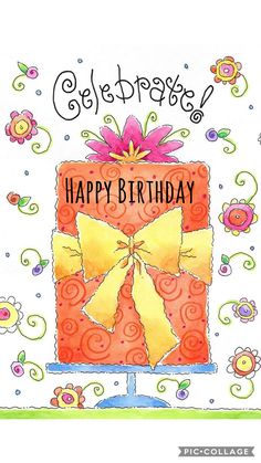 My Second Favorite Happy Birthday Meme Best Happy Birthday Message, Happy Birthday Clip Art, Happy Birthday Notes, Birthday Wishes For Kids, Birthday Blessings, Birthday Clipart, Happy Belated Birthday, Happy Birthday Pictures, Happy Birthday Greetings