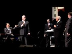 He Loves Me - Greater Vision & Mark Trammell Quartet - YouTube