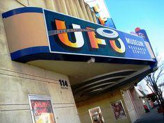 International UFO Museum & Research Center in Roswell, NM ---ha ha ha!