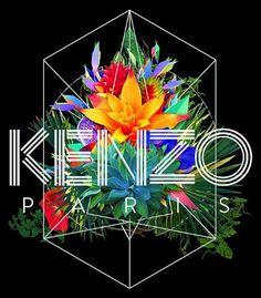 logo // kerning // kenzo //