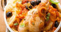 Poulet à la provençaleVoir la recette du Poulet à la provençale >>