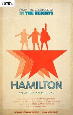 Check Out These Time-Warped Broadway Poster Redesigns Play Poster, Poster Wall, Poster Prints, Hamilton Poster, Broadway Posters, Online Graphic Design, Love Sick, Art Society, Typography Layout