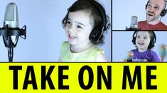 Take On Me (a-ha) | FREE DAD VIDEOS - YouTube