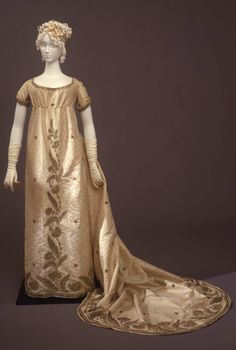 Ball Gown1800sCollection Galleria del Costume di Palazzo Pitti