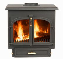 Clearview 650 Stove Multi fuel / Wood Burning With 27 000 Btu Baffle Boiler (Removable For Room Heater) Re Furbished Wood, Stove, Wood Burning, Stove Parts, Wood Fuel, Home Appliances, Wood Burning Stove, Clearview Stoves, Wood Stove
