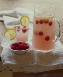 Raspberry Limoncello Sangria: Raspberry Lemoncello Sangria Recipe