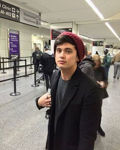 """""""Bebe Boy Gwapooo from - at the airport ✈️✈️✈️ Movie Talk, James Reid, Nadine Lustre, Jadine, Relationship Goals, Cute Couples, Dancer, Handsome, Actors"""