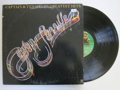 Buy LP Vinyl CAPTAIN & TENNILLE - GREATEST HITS VG- VG+for R79.00 Lp Vinyl, Greatest Hits, Games, Music, Books, Movies, Musica, Musik, Libros