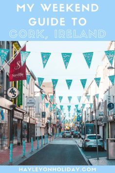 Weekend guide to Cork - here are the best things to do in Cork and where to stay on a weekend getaway.  Cork accommodation | visit Cork Cork attractions | places to visit in Cork | what to do in Cork | visit Ireland | Cork travel tips | solo travel Cork | budget travel Cork | solo travel Ireland | budget travel Ireland | Ireland travel destinations | Ireland travel bucket list | #Cork #Ireland #Europe #travel