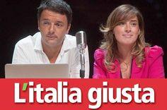 Il Premier Renzi non trova di meglio che correre in soccorso della regina della Leopolda ( forse sarebbe il caso di dire ex-regina, vista la fugace apparizione nella sesta edizione appena conclusa)...