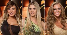 'A Fazenda 6′: Andressa, Bárbara e Denise estão na roça surpresa | Notas TV - Yahoo! TV