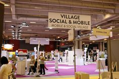 Village Social & Mobile #ECP14 - ©AnneEmmanuelleThion.ecom