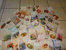 Harlequin Inspirational Series: Heartsong Presents Lot of 64 Paperback Books