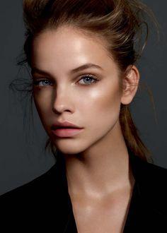Natural bronze look.