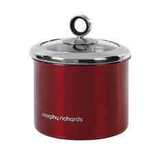 Morphy Richards Small Storage Canister Red 46271