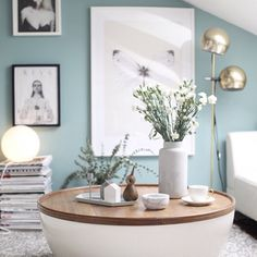 A romantic story about love at first sight. Henriette from @designlykke share her love for the bowl coffee table. See more at blog.bolia.com