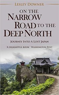 Literary Flits: On The Narrow Road To The Deep North by Lesley Dow...